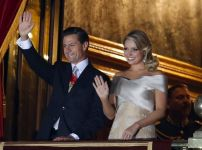 mexico-president-and-first-lady
