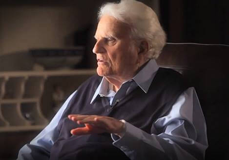 Billy Graham on how