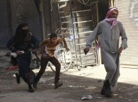 raqqa-residents-flee