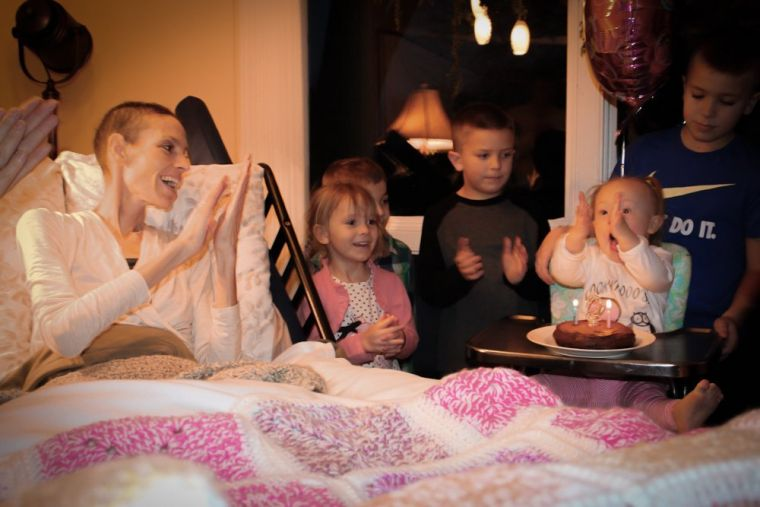 For her second birthday rory and joey feek this life i live blog