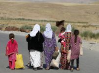 yazidi-women-and-children