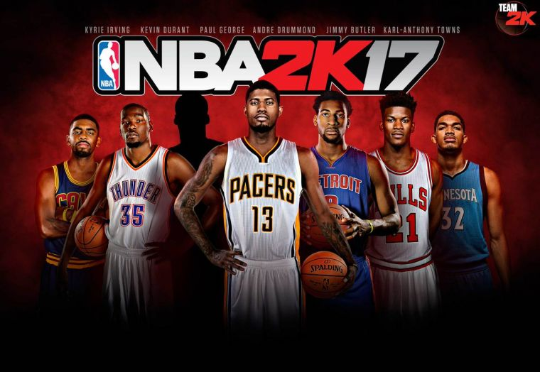 Image result for nba2k17 advertisement 2016