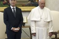 pope-francis-and-mauricio-macri