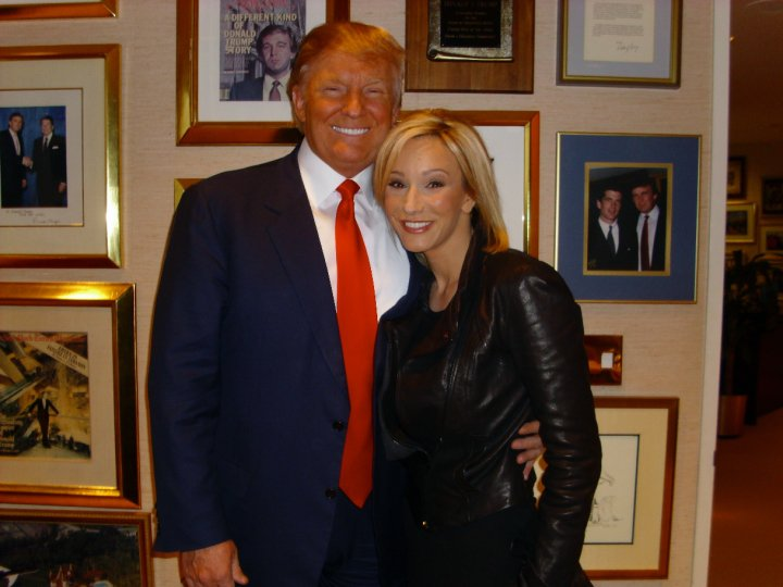 Donald Trump is 'hungry in his heart for God', pastor Paula White tells American voters ...