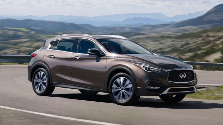 2017 infiniti qx30 awd release date nissan will soon. Black Bedroom Furniture Sets. Home Design Ideas