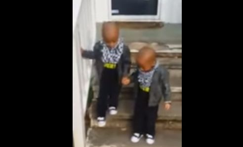 boy-makes-his-twin-brother-cry-when-he-jumps-the-last-step-without-him-but-he-does-something-sweet-to-make-up-for-it