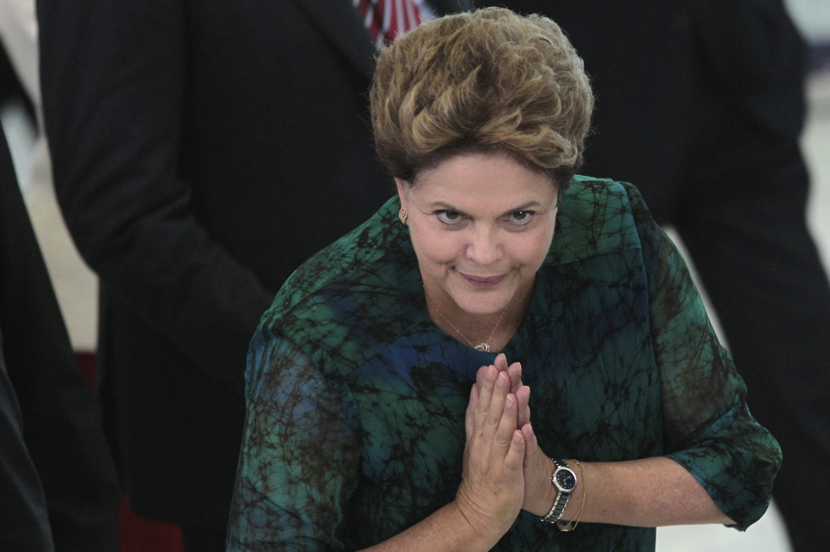 Brazilians react to Rousseff ouster
