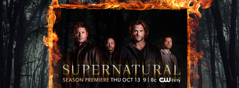 Supernatural 12ª Temporada (2016) Torrent – WEB-DL 720p | 1080p Dublado e Legendado Download