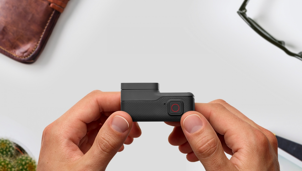 The Gear Junkie: GoPro goes for a drone