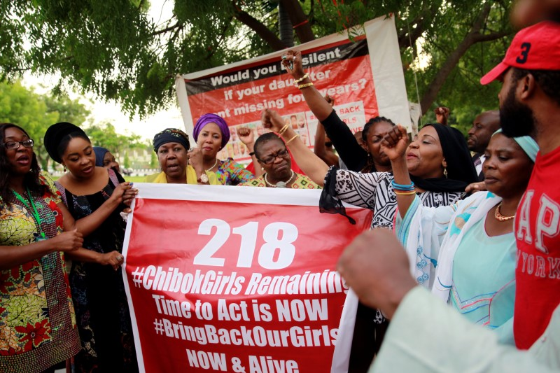 Freed Chibok girls to get scholarship, jobs from FG