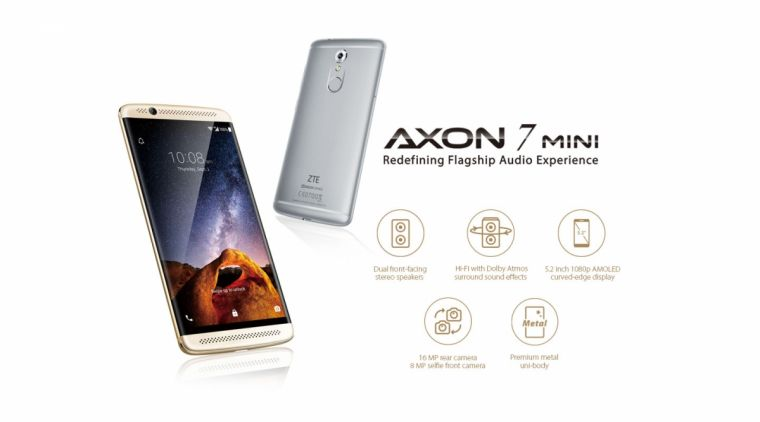 fact CodefireX zte axon 7 mini vs axon 7 not obtain