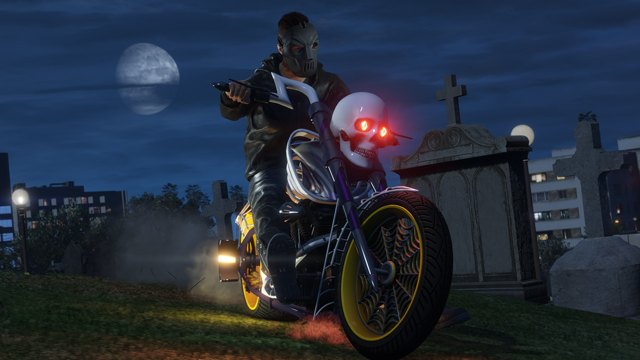 Grand Theft Auto Online will reportedly receive giant expansions
