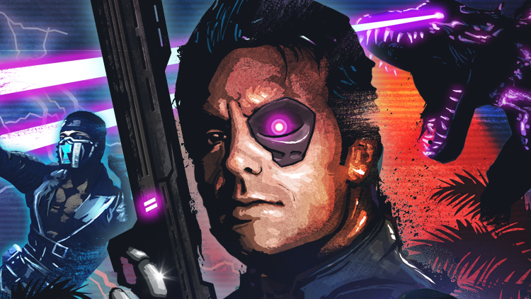 Far Cry 3: Blood Dragon is November's free PC game from Ubisoft