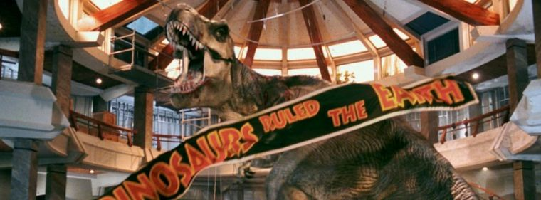 Jurassic park release date in Auckland