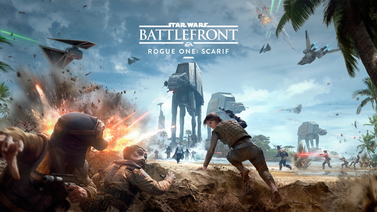 Star Wars Battlefront Rogue One DLC unveiled, quadruple XP weekend continues