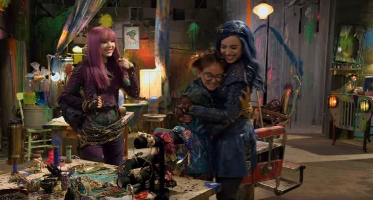Descendants release date in Sydney