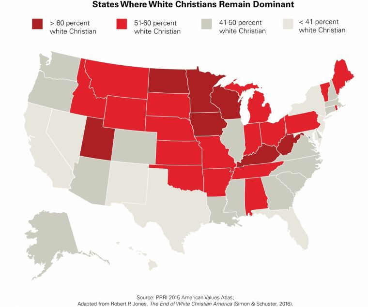 FileUnited States Governors Religion Mapsvg Wikipedia Religion In - Map of religions in the us