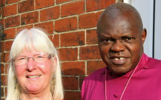 maureen-greaves-and-the-archbishop-of-york