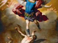 spiritual-warfare-archangel-michael-fighting-lucifers-army