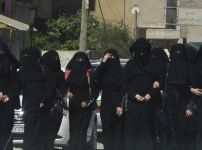 muslim-women-in-isis-controlled-syrian-city