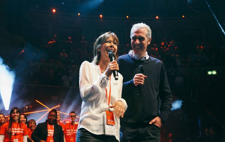 Nicky and Pippa Gumbel