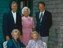 graham-couple-with-the-bush-family