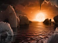 trappist-planet-illustration