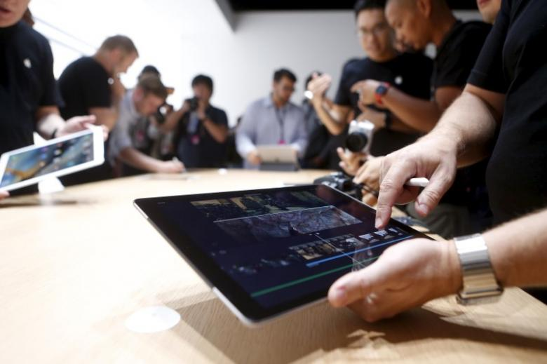 Apple's iPad Pro 2 line-up might see official launch next week
