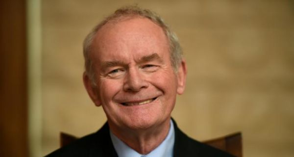 Martin McGuinness  A      courageous      and      complex      peacemaker who turned away from his violent IRA past