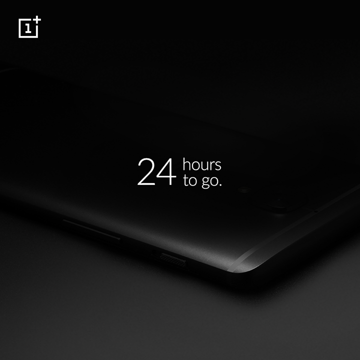 OnePlus 3T smartphone in Midnight Black available for limited time