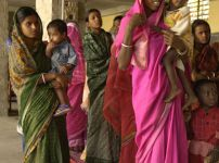 A group of women in Compassion International's East India Child ...