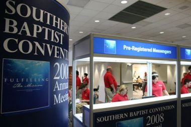 More than 7,000 people attended the Southern Baptist Convention's ...