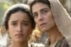 Keisha Castle-Hughes (left) as Mary and Hiam Abbass (right) as Anna.